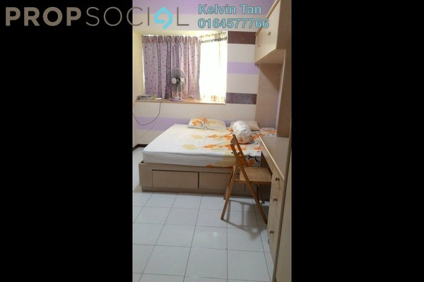 For Rent Condominium at Villa Emas, Bayan Indah Freehold Fully Furnished 3R/2B 1.25k