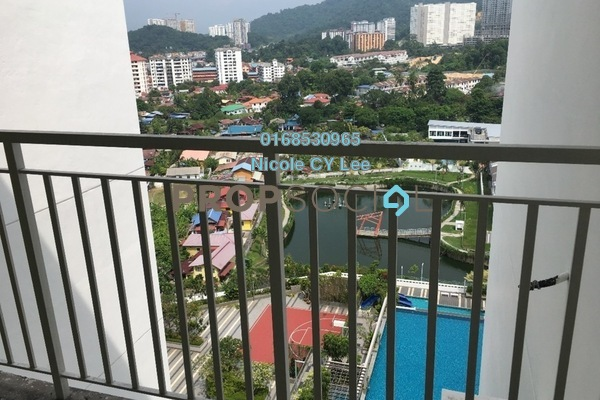 For Sale Condominium at Fiera Vista, Sungai Ara Freehold Unfurnished 3R/2B 730k