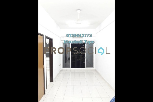 For Sale Apartment at Suria Apartment, Damansara Damai Freehold Unfurnished 3R/2B 165k