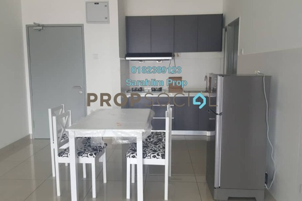 For Rent Condominium at DeSkye Residence, Jalan Ipoh Freehold Fully Furnished 3R/2B 1.8k