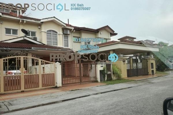For Sale Link at Bandar Bukit Tinggi 2, Klang Freehold Semi Furnished 4R/3B 580k