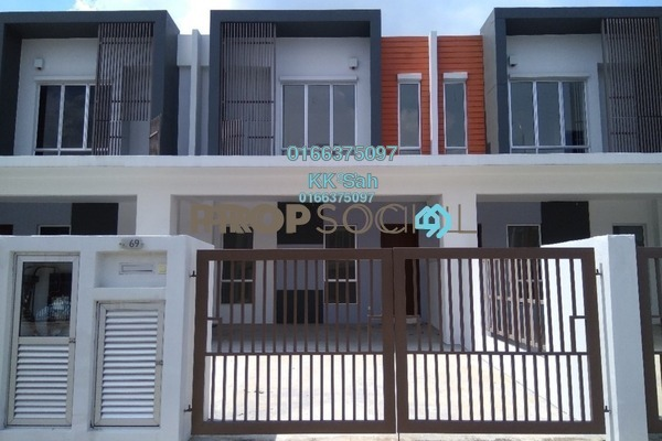 For Sale Link at Setia EcoHill 2, Semenyih Freehold Semi Furnished 4R/3B 499k