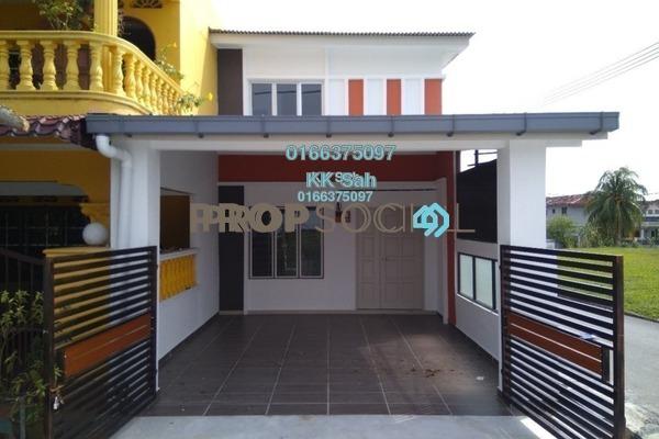 For Sale Link at Bandar Rinching, Semenyih Freehold Semi Furnished 3R/2B 355k
