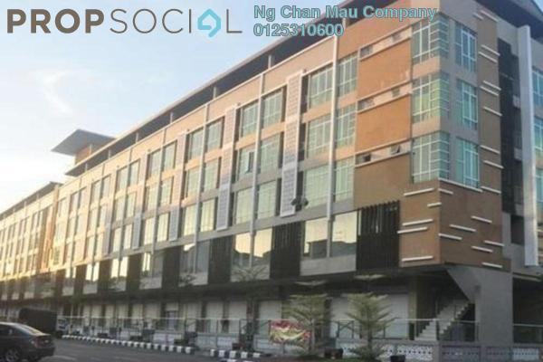 For Sale Shop at Kota Bharu City Point, Kota Bharu Leasehold Semi Furnished 0R/0B 139k
