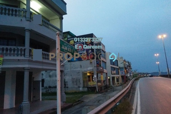 For Sale Shop at Desa Subang Permai, Subang Freehold Unfurnished 0R/0B 1.88m