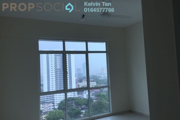 For Rent Apartment at Straits Garden, Jelutong Freehold Unfurnished 3R/3B 1.6k