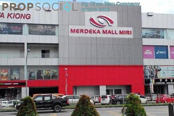 For Sale Shop at Merdeka Mall Miri, Miri Leasehold Semi Furnished 0R/0B 146k