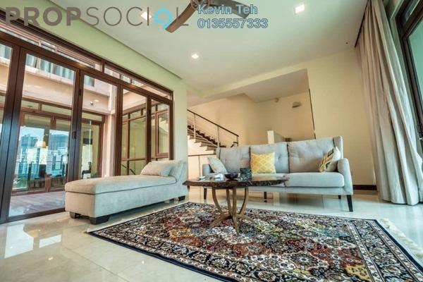 For Sale Condominium at Kiara Hills, Mont Kiara Freehold Semi Furnished 4R/5B 3.68m