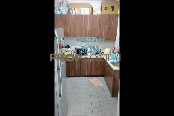 For Sale Apartment at Arena Green, Bukit Jalil Freehold Semi Furnished 2R/2B 350k