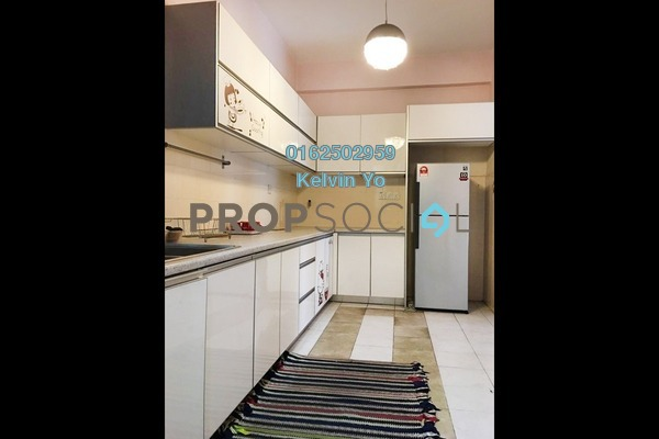 For Sale Condominium at Menara Menjalara, Bandar Menjalara Freehold Semi Furnished 4R/2B 410k