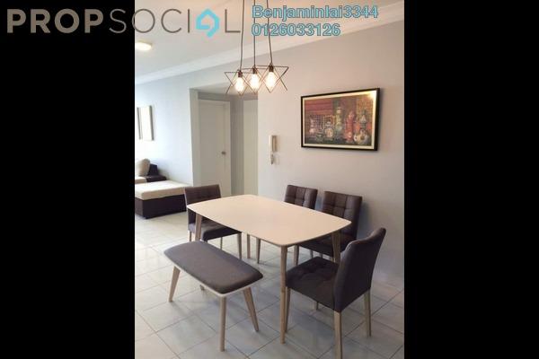 For Rent Condominium at Inspirasi Mont'Kiara, Mont Kiara Freehold Fully Furnished 3R/2B 3.5k