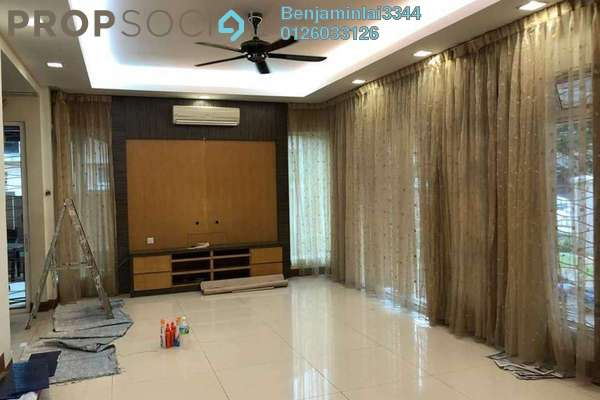 For Rent Semi-Detached at LeVenue, Desa ParkCity Freehold Semi Furnished 6R/6B 6.8k
