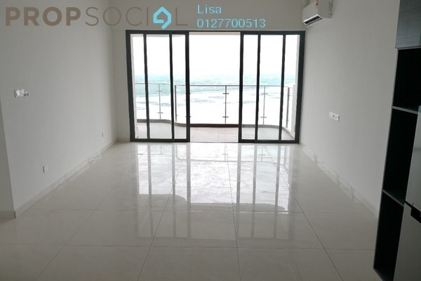 For Rent Condominium at Country Garden Danga Bay, Danga Bay Freehold Semi Furnished 3R/4B 2.5k