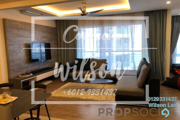 For Sale Condominium at Royal Regent, Dutamas Freehold Fully Furnished 3R/4B 1.15m