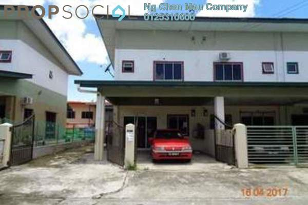 For Sale Terrace at Taman Bahagia, Sandakan Freehold Semi Furnished 0R/0B 179k