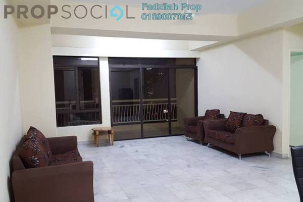 For Rent Condominium at Villa Putera, Putra Freehold Fully Furnished 3R/2B 2.6k