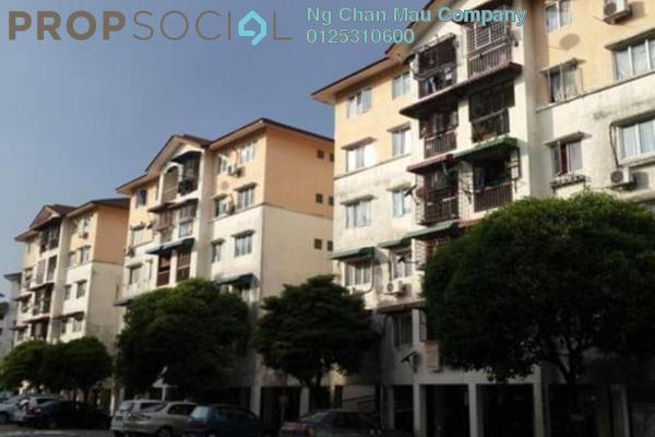 For Sale Apartment at Gugusan Mawar, Kota Damansara Freehold Semi Furnished 3R/0B 180k
