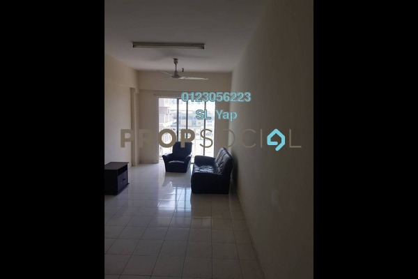 For Sale Apartment at Arena Green, Bukit Jalil Freehold Semi Furnished 1R/1B 300k
