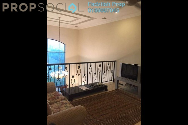 For Rent Duplex at Hartamas Regency 1, Dutamas Freehold Fully Furnished 4R/4B 7.5k