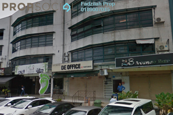For Sale Shop at Desa Sri Hartamas, Sri Hartamas Freehold Unfurnished 0R/0B 3.8m