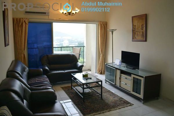 For Sale Condominium at Menara Menjalara, Bandar Menjalara Freehold Semi Furnished 3R/2B 395k