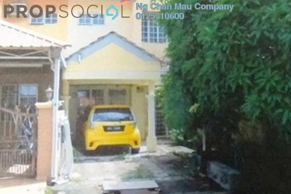 For Sale Terrace at Bandar Puncak Alam, Kuala Selangor Leasehold Semi Furnished 0R/0B 243k