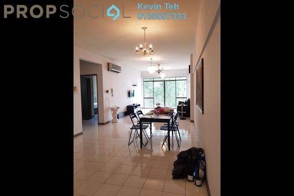 For Sale Condominium at Cascadium, Bangsar Freehold Fully Furnished 2R/2B 980k