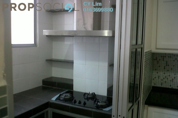 For Rent Apartment at Jalil Damai, Bukit Jalil Freehold Semi Furnished 2R/2B 1.2k