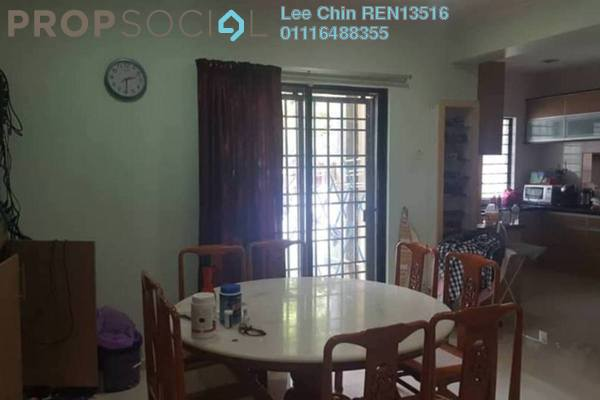 For Sale Terrace at Damai Rasa, Alam Damai Freehold Semi Furnished 4R/3B 1.48m