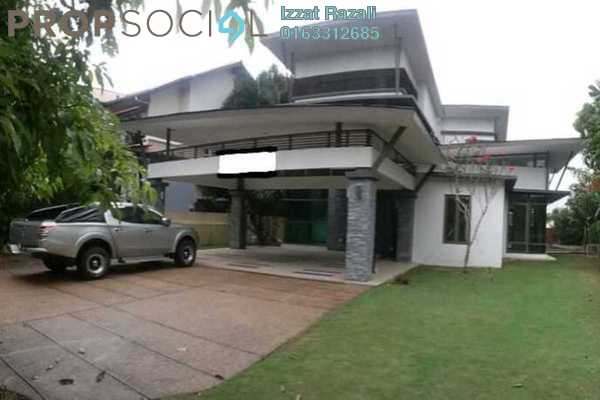For Sale Bungalow at Bukit Gita Bayu, Seri Kembangan Freehold Semi Furnished 5R/7B 5.2m