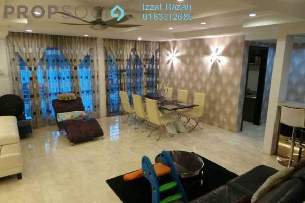 For Sale Terrace at Section 10, Putra Heights Freehold Semi Furnished 4R/3B 1.7m