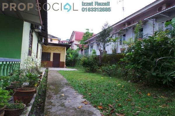 For Sale Bungalow at Kampung Melayu Kepong, Kepong Freehold Semi Furnished 4R/4B 699k
