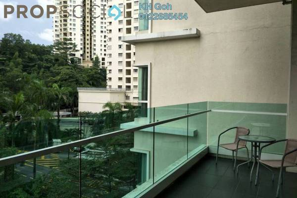 For Sale Condominium at The Park Residences, Bangsar South Freehold Fully Furnished 3R/4B 1.6m