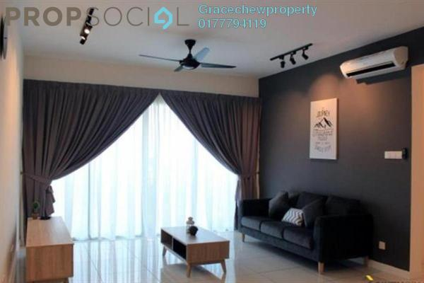 For Rent Apartment at Epic, Johor Bahru Freehold Fully Furnished 3R/2B 1.88k