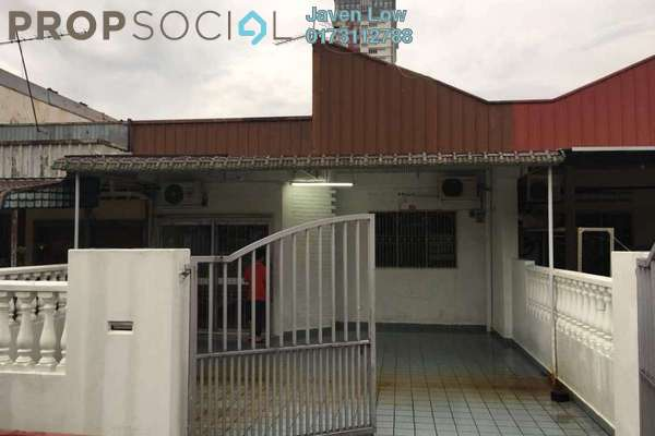 For Rent Terrace at SS14, Subang Jaya Freehold Semi Furnished 3R/2B 1.8k