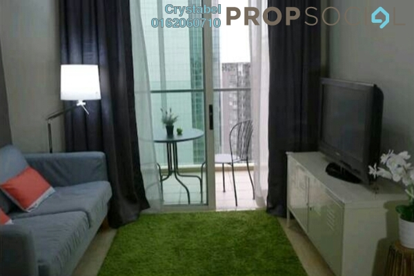 For Rent Condominium at 231 TR, KLCC Freehold Fully Furnished 2R/1B 2.5k