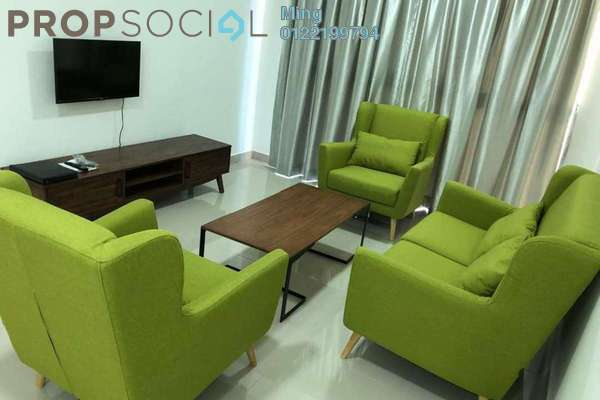 For Rent Condominium at Ceria Residences, Cyberjaya Freehold Fully Furnished 3R/2B 3.2k