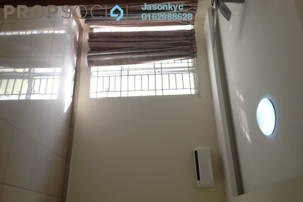 For Rent Condominium at Platinum Lake PV16, Setapak Freehold Semi Furnished 4R/2B 1.9k