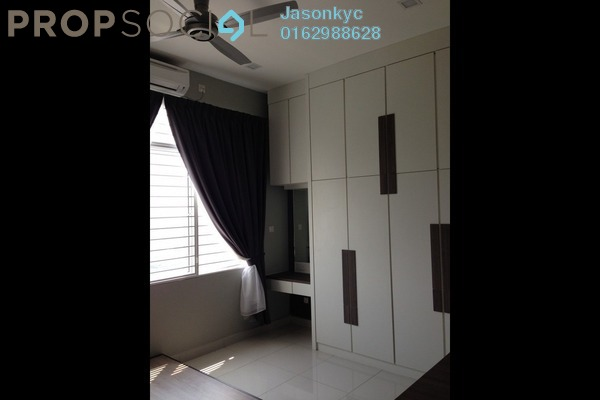 For Rent Serviced Residence at Vue Residences, Titiwangsa Freehold Fully Furnished 0R/1B 1.8k
