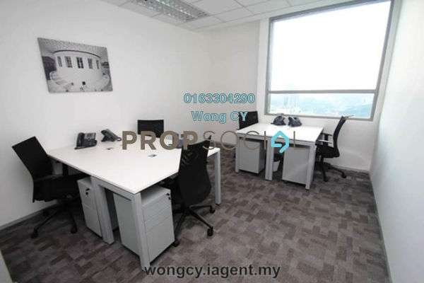 For Rent Office at City Square Serviced Apartment, Kuching Freehold Fully Furnished 1R/1B 799translationmissing:en.pricing.unit