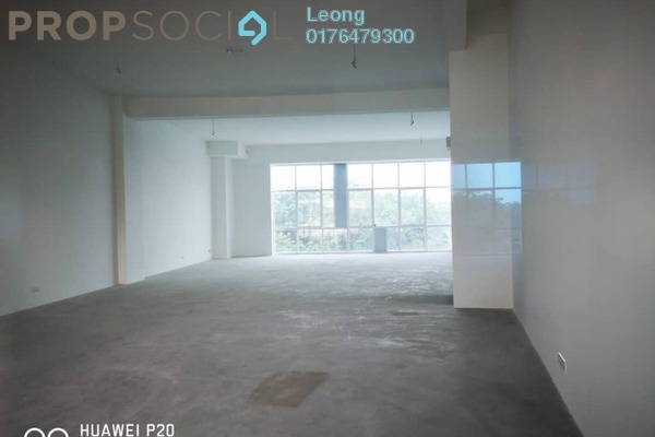 For Rent Shop at EcoSky, Jalan Ipoh Freehold Unfurnished 0R/0B 3.8k