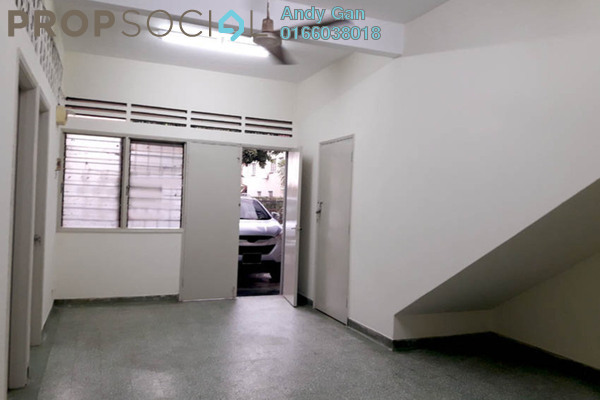 For Rent Terrace at Taman Paramount, Petaling Jaya Freehold Unfurnished 3R/1B 1.5k