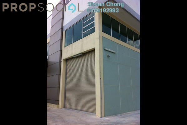For Sale Factory at Semenyih Hi-Tech Industrial Park, Semenyih Freehold Unfurnished 2R/4B 1.99m