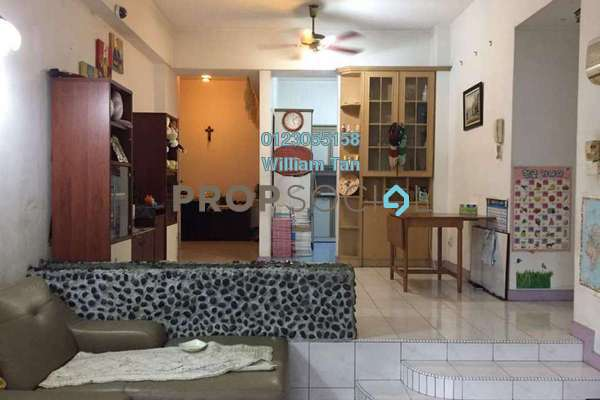 For Sale Condominium at One Ampang Avenue, Ampang Freehold Semi Furnished 4R/3B 430k