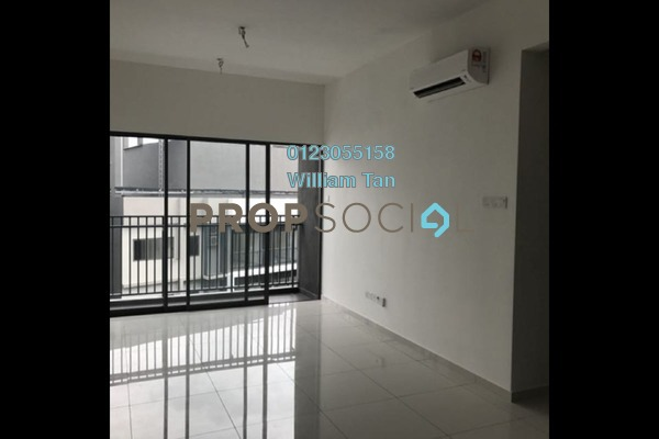 For Rent Condominium at Seasons Garden Residences, Wangsa Maju Freehold Semi Furnished 3R/2B 1.4k