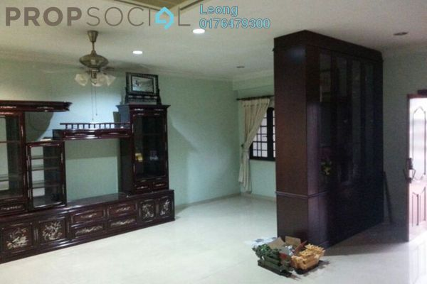 For Rent Terrace at Taman Bukit Maluri, Kepong Freehold Semi Furnished 4R/3B 2.1k
