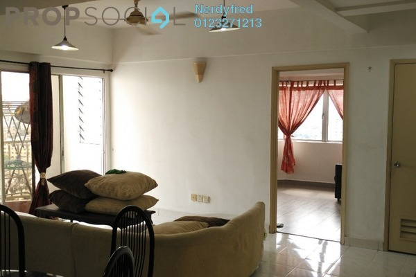 For Rent Condominium at D'casa Condominium, Ampang Freehold Semi Furnished 3R/2B 1.3k