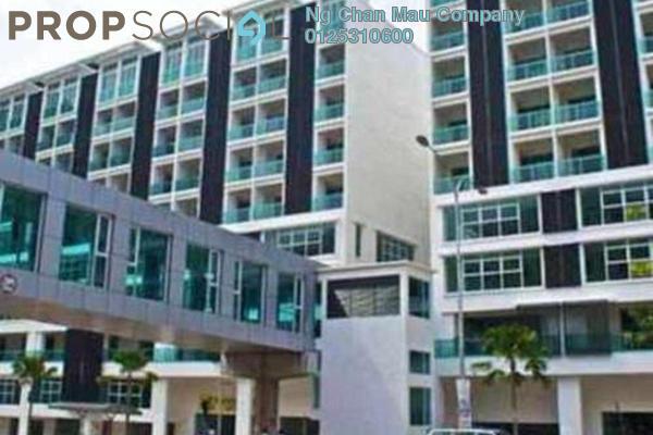 For Sale Serviced Residence at Plaza Damas 3, Sri Hartamas Freehold Semi Furnished 0R/0B 308k