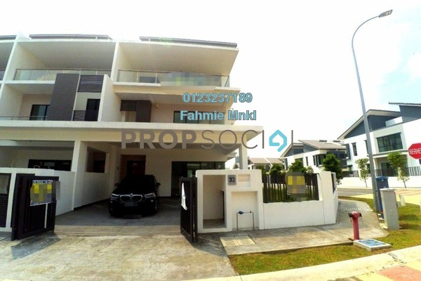 For Sale Terrace at Dumalis, 16 Sierra Leasehold Unfurnished 5R/5B 1.63m