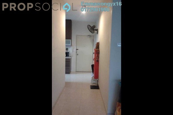 For Sale Condominium at Changkat View, Dutamas Freehold Fully Furnished 3R/2B 550k